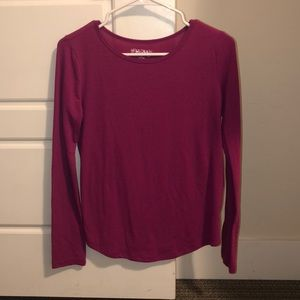 Violet Long Sleeve